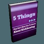 kickboxing ebook