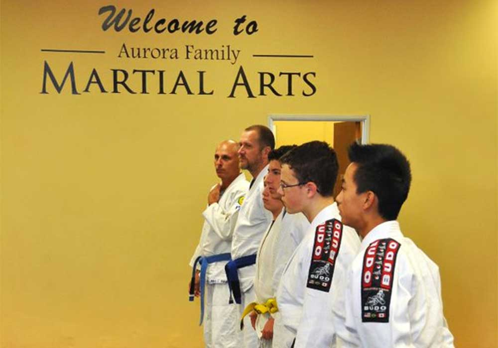 adult brazilian jiu jitsu at aurora family martial arts