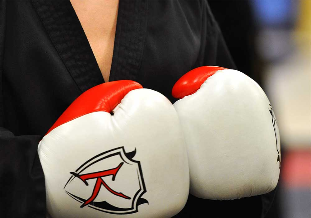 kickboxing relieves stress