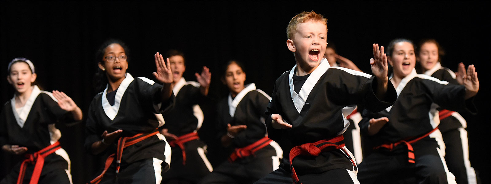 kids karate lessons at aurora family martial arts