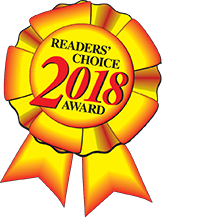 readers choice award 2018 best martial arts school