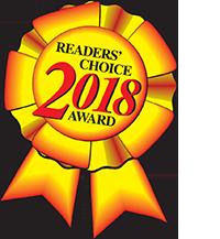 readers choice award 2018 best martial arts school